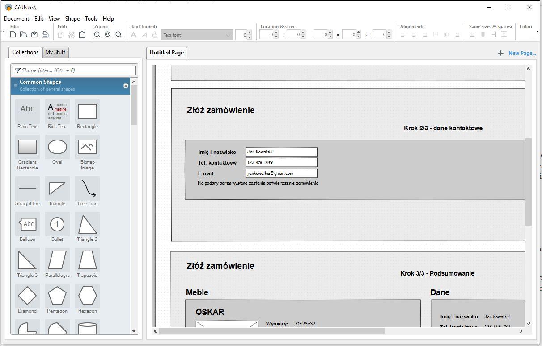 pencil - Tworzenie stron www i materiałów reklamowych - przydatne narzędzia