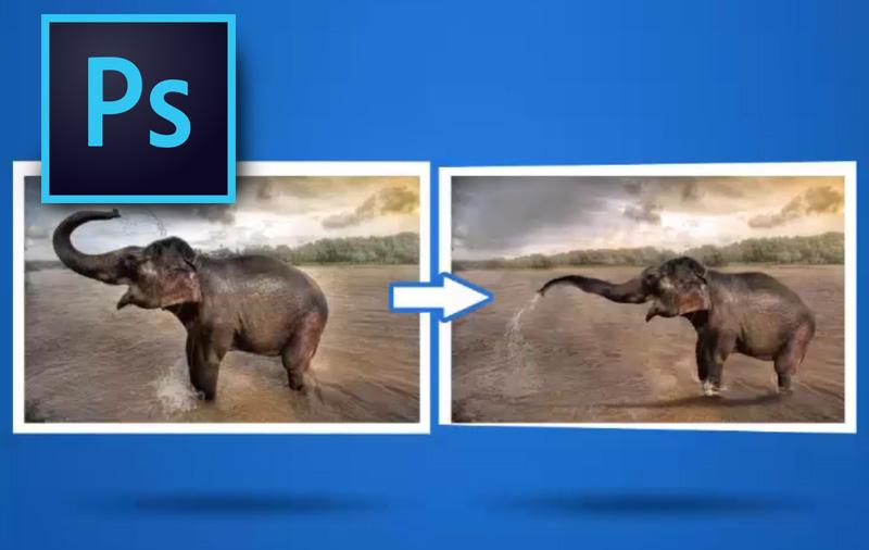 wypaczenie - Photoshop - Wypaczenie marionetkowe [wideo]