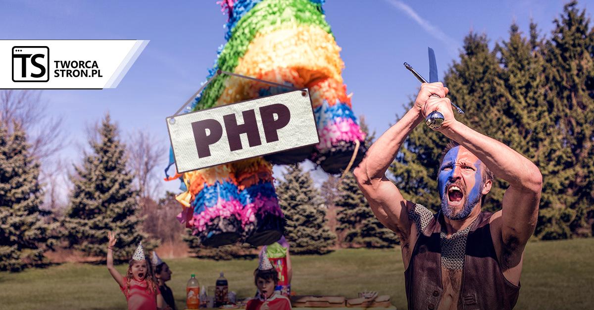 php - Co mnie wkurza w PHP