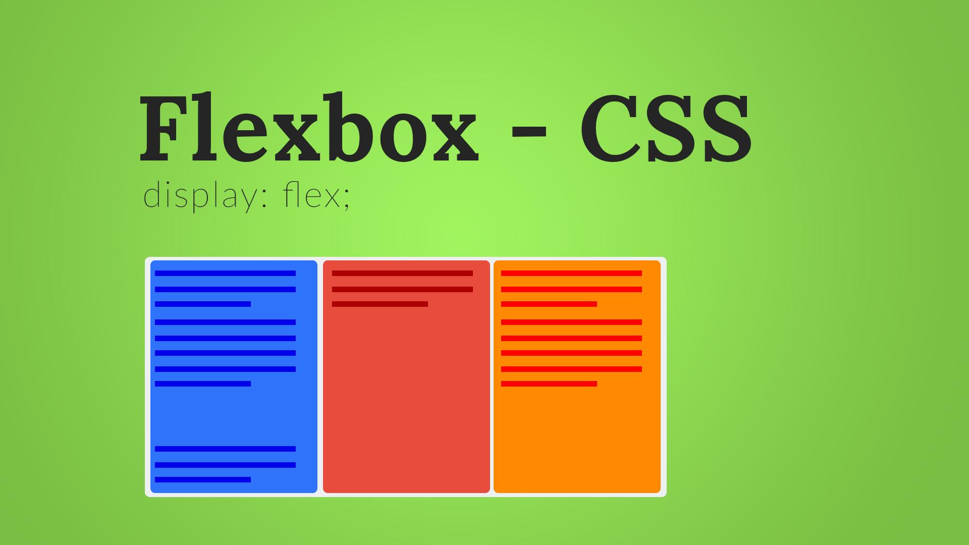 flex1 - Flexbox CSS jako wstęp do Bootstrapa 4